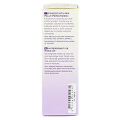 DADO Hypersensitives Make-up hazel 02w 30 Milliliter - Rechte Seite