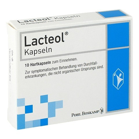 Lacteol 10 Stück N1