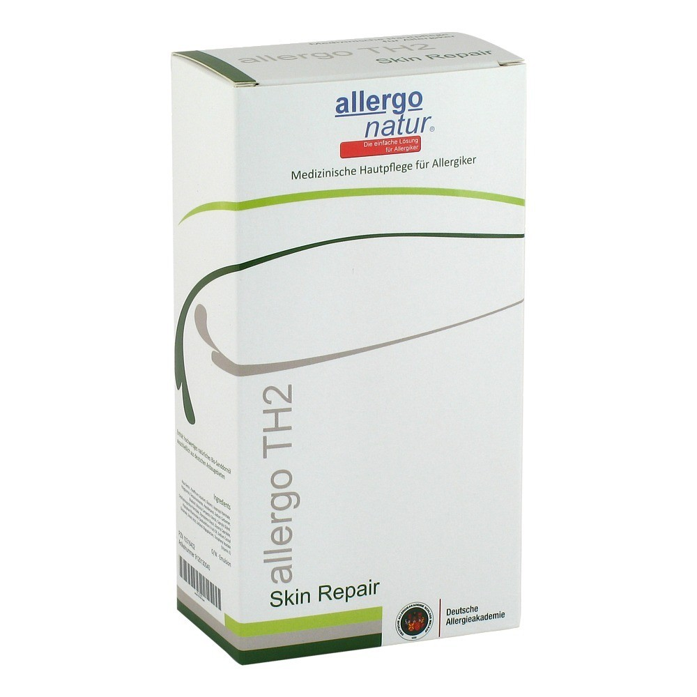 erfahrungen zu allergo th2 skin repair f r allergiker 100. Black Bedroom Furniture Sets. Home Design Ideas