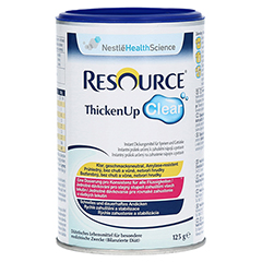 RESOURCE ThickenUp Clear Pulver 125 Gramm