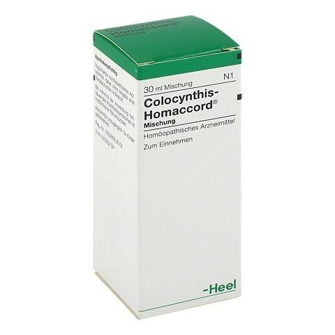 COLOCYNTHIS HOMACCORD Tropfen 30 Milliliter N1