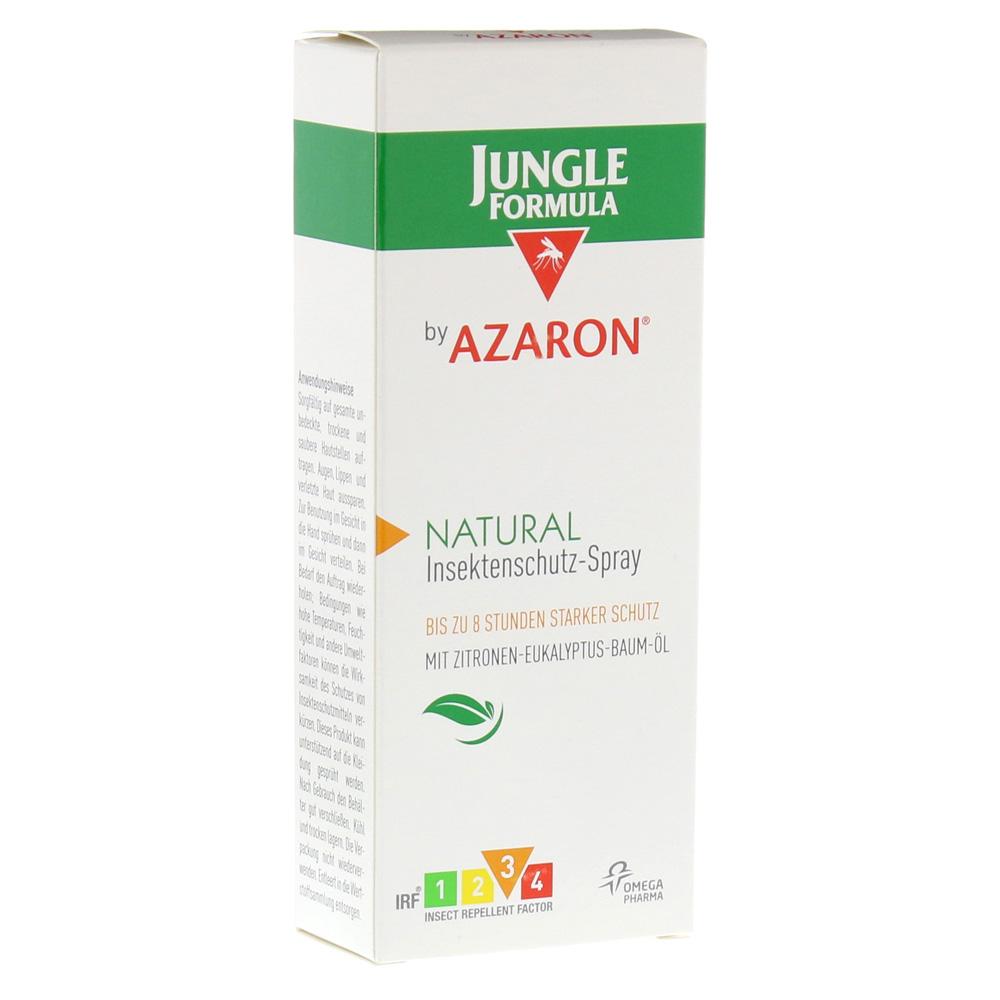 jungle formula by azaron natural spray 75 milliliter. Black Bedroom Furniture Sets. Home Design Ideas
