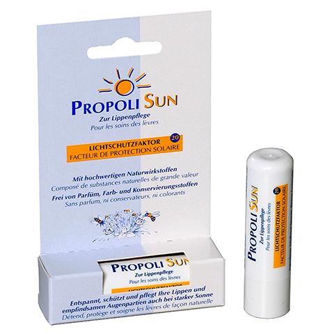 PROPOLI Sun Lippenbalsam Stift 4.8 Gramm