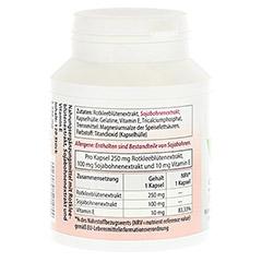 SOJA ISOFLAVON Kapseln 60 mg+E 120 St�ck - Linke Seite