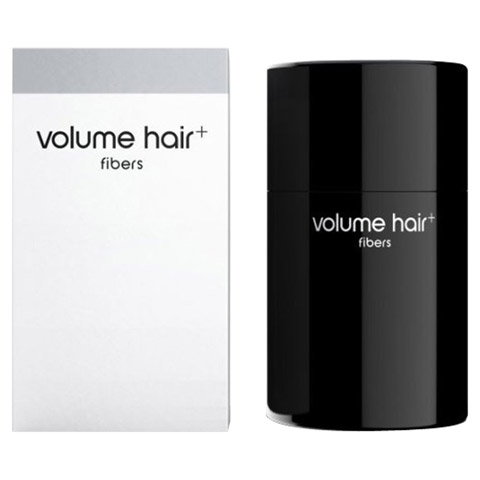 VOLUME HAIR FIBERS dunkelbraun Pulver 12 Gramm