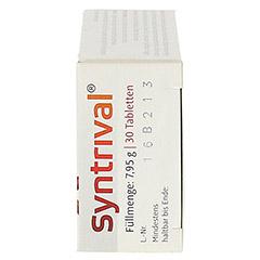 SYNTRIVAL Tabletten 30 Stück - Rechte Seite