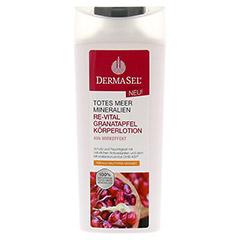 DERMASEL Körperlotion Granatapfel 250 Milliliter