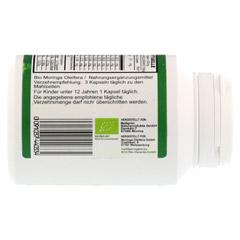 MORINGA oleifera Bio Kapseln 120 St�ck - Linke Seite