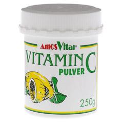 VITAMIN C Pulver Subst. Soma 250 Gramm