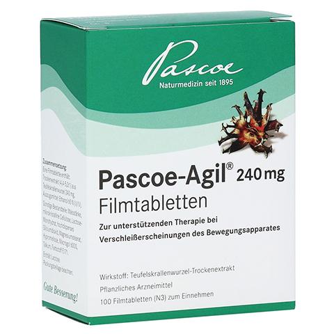 PASCOE-Agil 240mg 100 St�ck N3