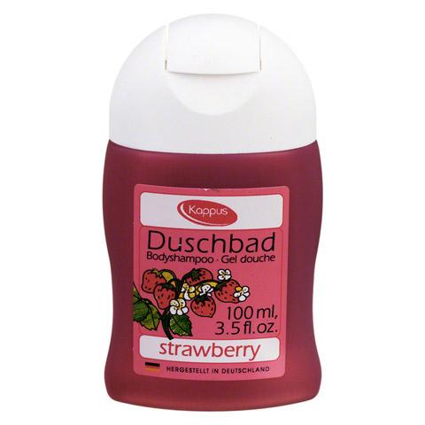 KAPPUS strawberry Duschbad 100 Milliliter