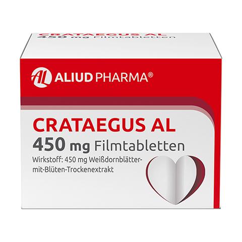 Crataegus AL 450mg 50 Stück N2