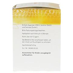 CALCIUM VITAMIN D3 acis 500 mg/400 I.E. Kautabl. 100 Stück - Linke Seite