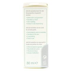 AHC sensitive Antitranspirant flüssig 30 Milliliter - Linke Seite