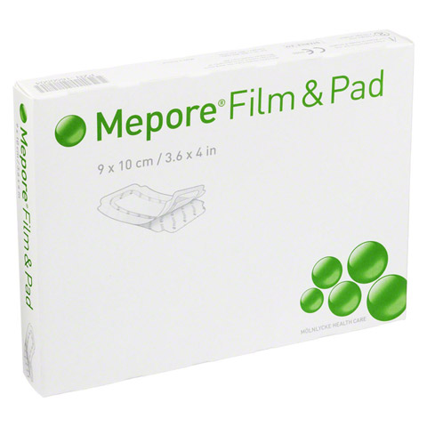 MEPORE Film Pad 9x10 cm 5 Stück