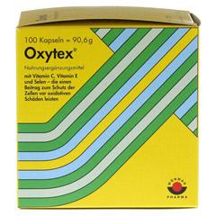 OXYTEX Kapseln 100 Stück - Vorderseite