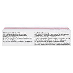 FRUBIASE CALCIUM T Trinkampullen 20 St�ck N1 - Unterseite