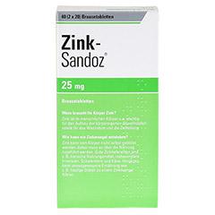 Zink-Sandoz 40 Stück - Rückseite