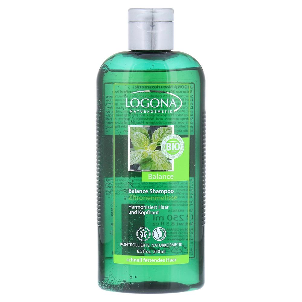 logona balance shampoo zitronenmelisse 250 milliliter online bestellen medpex versandapotheke. Black Bedroom Furniture Sets. Home Design Ideas