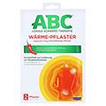 ABC W�rme-Pflaster Capsicum 11mg Hansaplast med