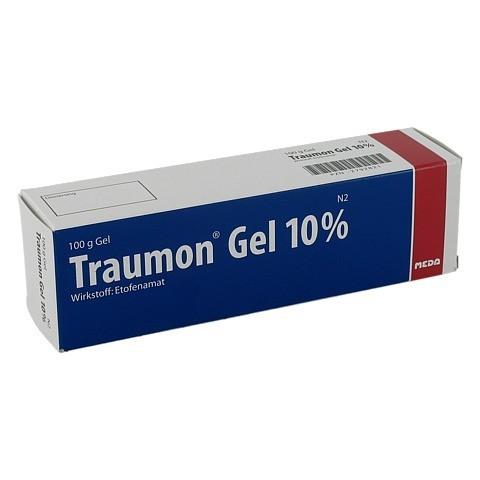 Traumon 10% 100 Gramm N2