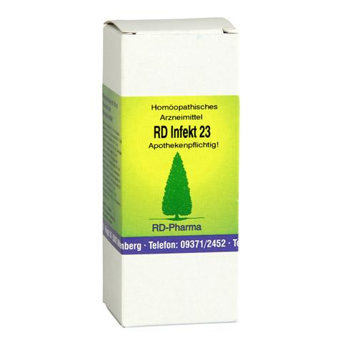 RD INFEKT 23 Tropfen 100 Milliliter N2
