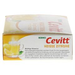 HERMES Cevitt heiße Zitrone Granulat 14 Stück - Rechte Seite
