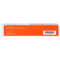 Diclo-ratiopharm Schmerzgel 100 Gramm N2 - Unterseite