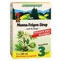 MANNA-FEIGE-Sirup Schoenenberger Heilpfl.Säfte 3x200 Milliliter