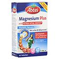 ABTEI Magnesium 400 (Plus Vital Depot) 42 Stück