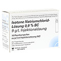 ISOTONE NaCl Lösung 0.9% BC Plast.Amp.Inj.-Lsg. 10x5 Milliliter N2