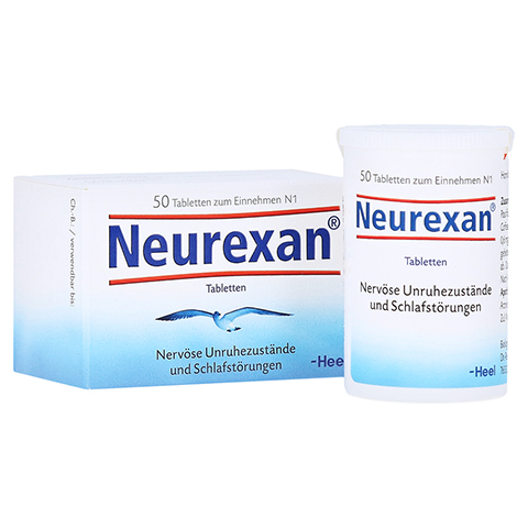 NEUREXAN Tabletten 50 St�ck N1