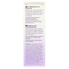 DADO Hypersensitives Make-up hazel 02w 30 Milliliter - R�ckseite