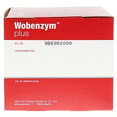 WOBENZYM Plus magensaftresistente Tabletten 360 Stück - Linke Seite