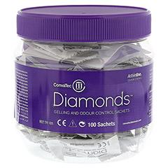 DIAMONDS Superabsorber Sachets 100 St�ck