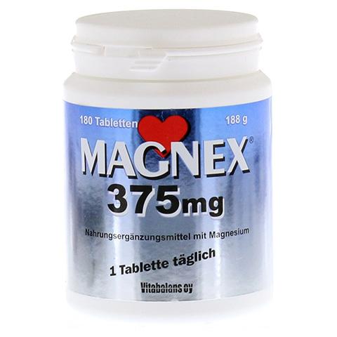 MAGNEX 375 mg Tabletten 180 Stück