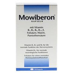 MOWIBERON Kapseln 150 Stück - Vorderseite