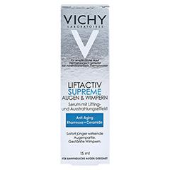 VICHY LIFTACTIV Serum 10 Augen & Wimpern Creme 15 Milliliter - Vorderseite