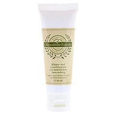OLIVENBLATT-Extrakt Creme Tube 50 Milliliter