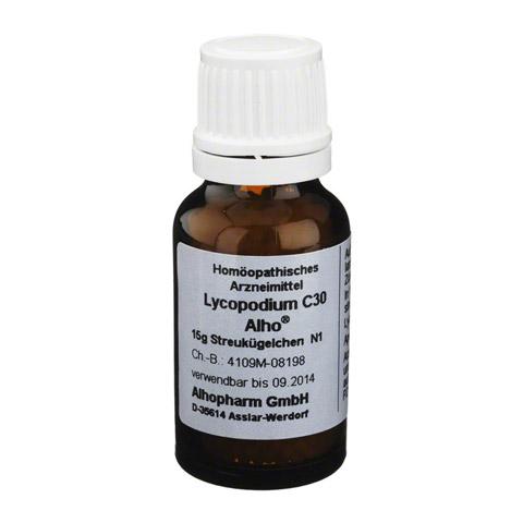 LYCOPODIUM C 30 Globuli 15 Gramm N1