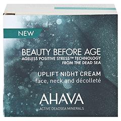 Ahava Uplift Night Cream 50 Milliliter - Vorderseite