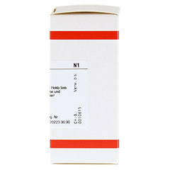 HEKLA lava e lava D 12 Tabletten 80 Stück N1 - Rechte Seite