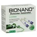 BIONANO Blutzucker-Teststreifen 2x25 Stück