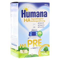 HUMANA HA PRE Pulver 500 Gramm