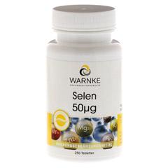 SELEN 50 µg Tabletten 250 Stück