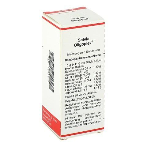 SALVIA OLIGOPLEX Liquidum 50 Milliliter N1