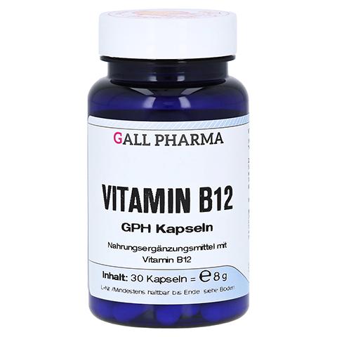 VITAMIN B12 GPH 3 �g Kapseln 30 St�ck