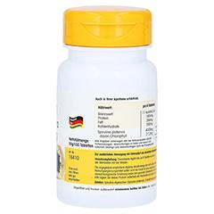SPIRULINA 500 Tabletten 100 Stück - Linke Seite