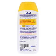 LADIVAL norm.bis empfindl.Haut Lotion LSF 10 200 Milliliter - Rückseite