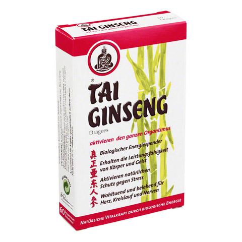 Tai-Ginseng 60 Stück